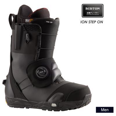 早期予約 21-22 2022 BURTON バートン ION SYEP ON アイオンステップオン スノーボード ブーツ メンズ