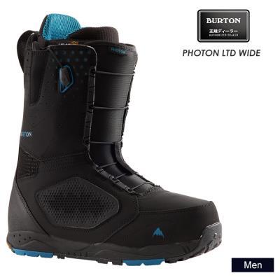 21-22 2022 BURTON バートン PHOTON LTD WIDE フォトンリミテッドワイド スノーボード ブーツ メンズ