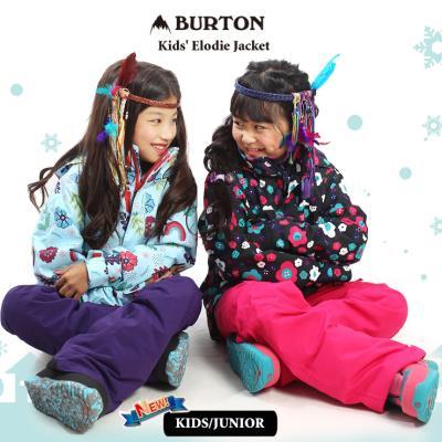 20-21 BURTON バートン キッズ ウェア Kids' Elodie Jacket ジャケット スノーウェア スノーボード スキー 子供 ガールズ【JSBCスノータウン】