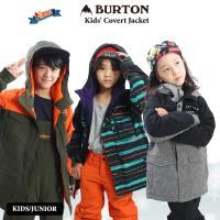 20-21 BURTON バートン キッズ ウェア Kids' Covert Jacket ジャケット スノーウェア スノーボード スキー 子供 ボーイズ【JSBCスノータウン】