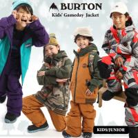 20-21 BURTON バートン キッズ ウェア Kids' Gameday Jacket ジャケット スノーウェア スノーボード スキー 子供 ボーイズ【JSBCスノータウン】