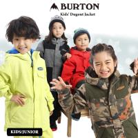 20-21 BURTON バートン キッズ ウェア Kids' Dugout Jacket ジャケット スノーウェア スノーボード スキー 子供 ボーイズ【JSBCスノータウン】