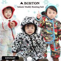 20-21 BURTON バートン Infant Buddy Bunting Suit ジャンプスーツ カバーオール ロンパース スノースーツ スノーウェア  ベビー【JSBCスノータウン】