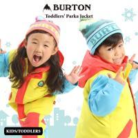 20-21 BURTON バートン トドラー ウェア Toddlers' Parka Jacket ジャケット スノーウェア スノーボード スキー 子供 キッズ【JSBCスノータウン】