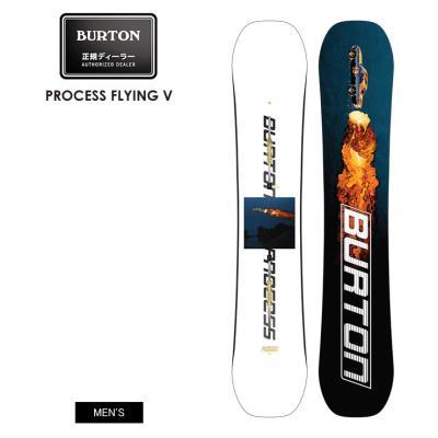 早期予約 21-22 2022 BURTON バートン PROCESS FLYING V プロセスフライングブイ スノーボード 板 メンズ