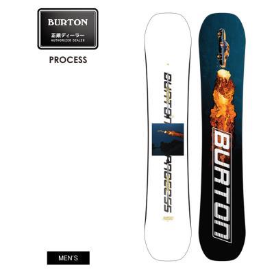 早期予約 21-22 2022 BURTON バートン PROCESS プロセス ピュアポップキャンバー スノーボード 板 メンズ