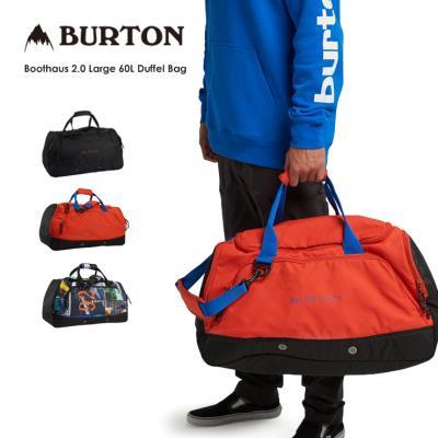 20-21 BURTON バートン Boothaus 2.0 Large 60L Duffel Bag ダッフルバック メンズ レディース ユニセックス キッズ 【JSBCスノータウン】