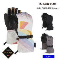 21-22 BURTON バートン キッズ グローブ Kids' GORE-TEX Gloves ゴアテックス キッズ 子供 保温 防水