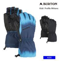 21-22 BURTON バートン キッズ グローブ Kids' Profile Gloves キッズ 子供 保温 防水