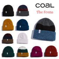 21-22 COAL コール THE FRENA フレナ ビーニー ニット帽