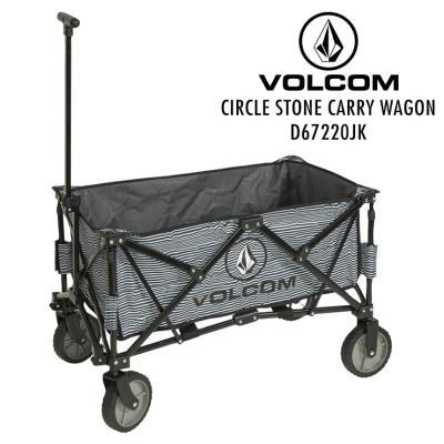 VOLCOM ボルコム CIRCLE STONE CARRY WAGON サークルストーンキャリーワゴン D67220JK アウトドア ワゴン キャンプ